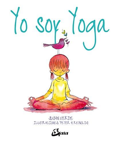 Yo soy yoga (Peque Gaia) por Susan Verde