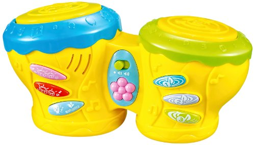 Little\'s Musical Drum Kit, Multi Color