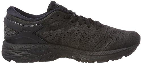 Asics Gel-Kayano 24, Chaussures de Running Homme Noir (Black/Black/Carbon 9090)