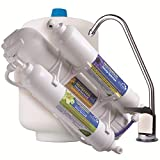 Geyser PRESTIGE-2 Sistema ad osmosi inversa estremamente compatto, filtro per acqua, purificatore per rubinetto.