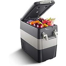 Refrigeradores portátiles de 50L Refrigeradores portátiles para automóviles Compresor Refrigerador de automóviles ...