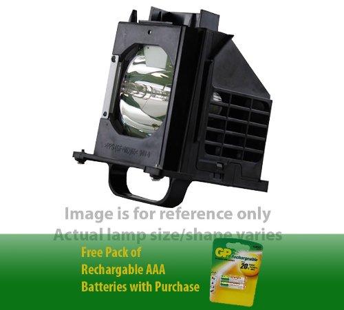 TV Lampe für Mitsubishi WD73732 180 Watt RPTV Ersatz (Tv-lampe Mitsubishi)