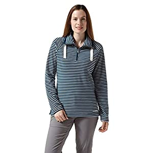 41iKX71bqnL. SS300  - Craghoppers Women's Rhonda Half Zip Fleece