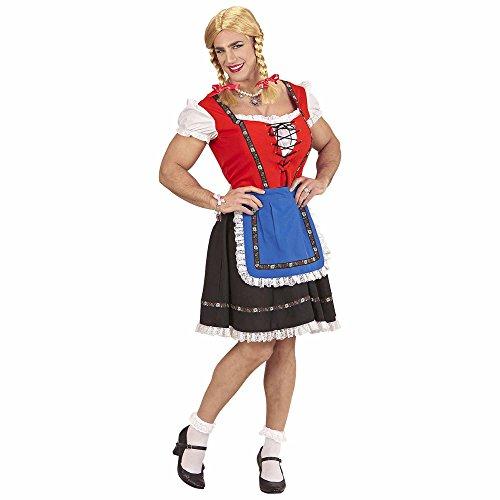 Widmann - Erwachsenenkostüm Bayerin für Männer (Männer Kostüme)