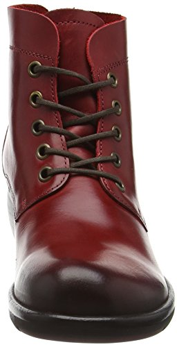 Fly London Mesu780fly - Stivaletti Donna Rosso (Red 003)