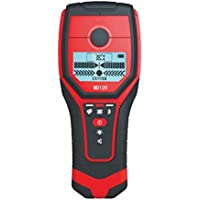 Digital Mini 3 en 1 Detector de medidor de alambre en vivo de metal de madera