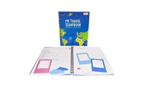 Travel Scrapbook by CocoMoco Kids