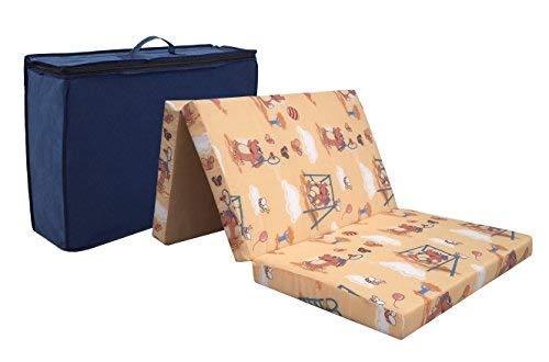Baby Reisebett Reisematratze Schaumstoff Matratze 60 x 120 Schaum Baby Schadstoffgep Klappmatratze Faltmatratze