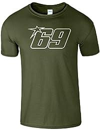 Nicky Hayden Frauen Der Männer Damen MOTO GP T Shirt