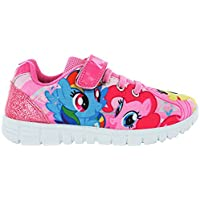 Hasbro MLP My Little Pony Plymouth Pink Trainers Various Sizes