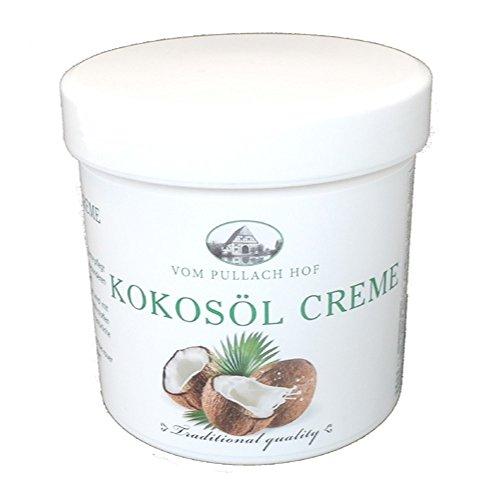 Kokosöl Creme 3x 250ml Cellulite Feuchtigkeitspflege Regeneration Kokoscreme