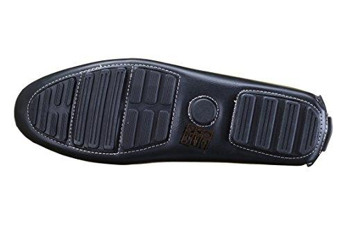 Reservoir Shoes - Mocassin Lino Black Noir