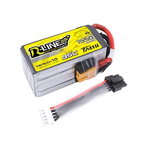 14,8V 1550mAh 95C LiPo de batería