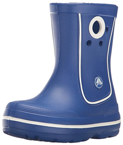 Crocs Crocband Jaunt Girls Boot In Blue