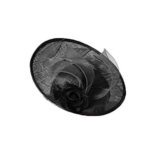 TOBEEY ❤ ️ Fascinator Hüte für Frauen Pillbox Formale Cocktail Kirche Wedding Dress Haarschmuck (Derby Bridal Shower Kentucky)