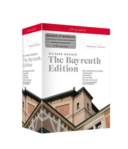 Bild von Wagner: The Bayreuth Edition [8 Blu-rays]