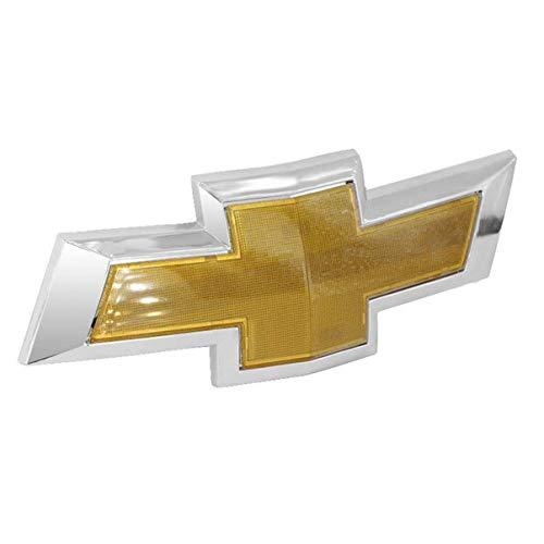 Monllack Chrom Logo Zeichen 3D Auto Auto Front Hood Emblem Abzeichen selbstklebendes Typenschild für Chevrolet Cruze Autozubehör