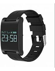 Bluetooth 4.0 Smart Sport Armband Pulsmesser und Schlaf-Monitor/ Schrittzähler, Kalorienverbrauch verfügbar für IOS und Android