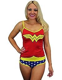 373e74d7d9ec5 Amazon.co.uk  DC Comics - Lingerie   Underwear   Women  Clothing