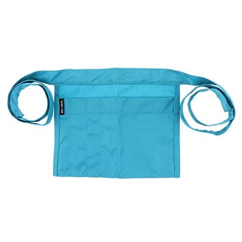 SM SunniMix Bolso Cintura Enfemería Delantal Enfermera