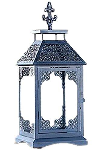 Supporto della lampada di ferro europea Stile Classico candeliere Piano