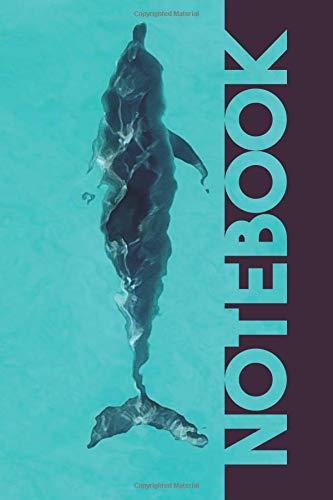 Notebook: Bottlenose Professional Composition Book for Delfin Cetaceans Fans por Molly Elodie Rose