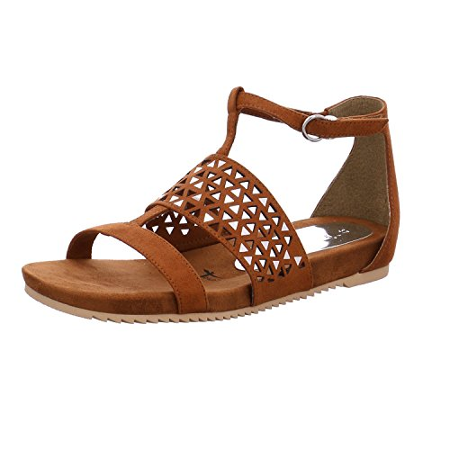 Tamaris  1-1-28603-38/475, chaussures compensées femme terra