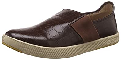 Spunk Men's Aveo Brown Loafers and Mocassins - 9 UK