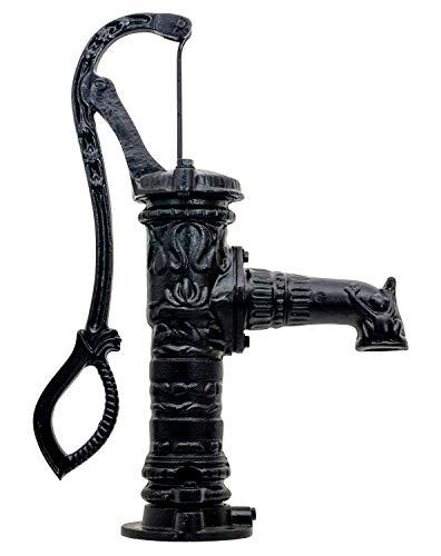 aubaho Schwengelpumpe Gartenpumpe Handschwengelpumpe Wasserpumpe Handpumpe Antik-Stil a