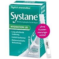 Systane Hydration UD Spar-Set 60x0,7ml. Für trockene Augen mit erhöhtem Feuchtigkeitsbedarf. Lindert die Symptome... preisvergleich bei billige-tabletten.eu