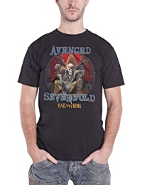 Avenged Sevenfold Deadly Rule Official Mens New Black T Shirt All Sizes