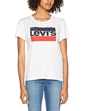 Levi's Sport Graphic Tee, Camiseta para Mujer
