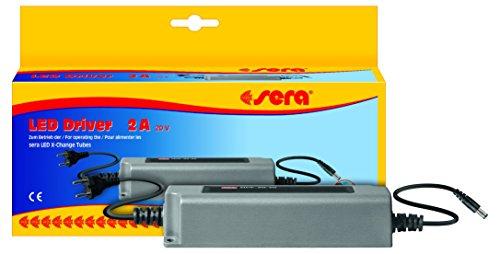 sera 80773 LED Driver Vorschaltgerät 20V 2A (neue Version) - zum Betrieb der sera LED Tubes, max. Verbrauch < 40 Watt