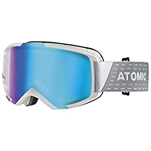 Atomic Unisex All Mountain-Skibrille Savor M Photo, für alle Lichtverhältnisse, Medium Fit, Live Fit-Rahmen, Photochrome Scheibe