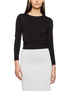 New Look Damen Bluse Twist Front