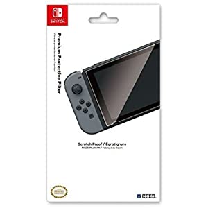HORI Switch Premium Displayschutzfolie [Nintendo Switch]