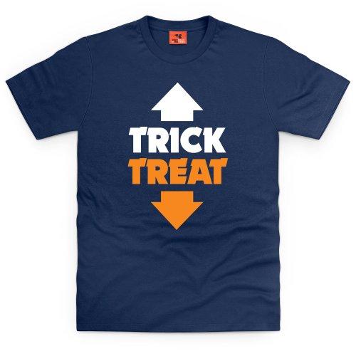 Trick T-Shirt, Herren Dunkelblau