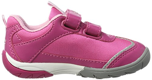 Lico Larissa V Mädchen Sneakers Pink (PINK/ROSA/SILBER)
