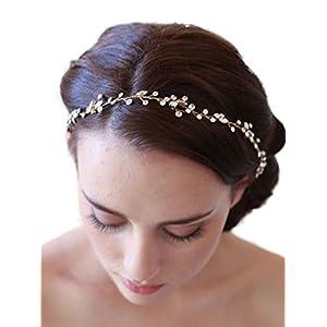 gracewedding Fashion Kristall Kopfbedeckung für Damen und girls-bridal Haarband