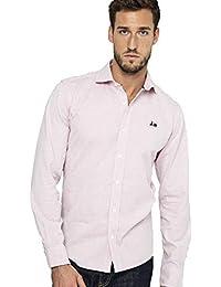 it Abbigliamento bordeaux m camicia Uomo Amazon aqwgOO