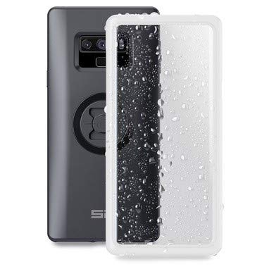 SP Connect Weather Cover Samsung Galaxy Note 9 Handy-Schutzhülle, Schwarz, (Weather Cover)