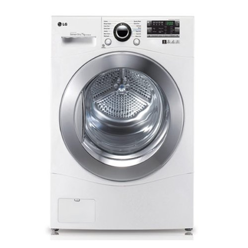 LG RC7066A2Z 7kg Freestanding Condenser Tumble Dryer – White