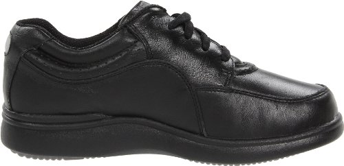 Hush Puppies Womens Power Walker Sneaker,Black,10 N US Black