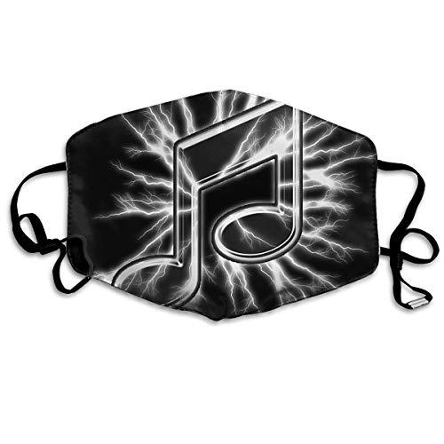 ter-Maske - Asthma/Allergie-Luftfilterung, Staubmaske mit Keimtötung antimikrobiell, ideal für Schleifen & Trockenbau, Renovierung & Bau, Pollen-Allergie, mehrfarbig Zebra ()
