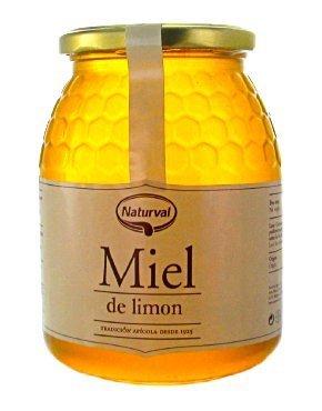 Naturval - Miel de Limón, Aroma Floral y Sabor Rico y Dulce, 950 g