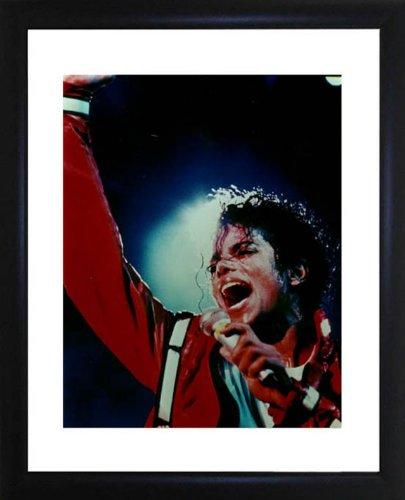 Michael Jackson Framed Photo (Jackson Photo Framed)