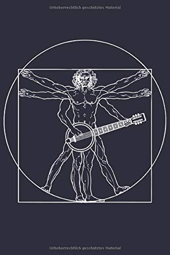 Banjo Notizbuch: Ein perfektes Geschenk für Banjo Spieler