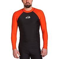 IQ UV 300 Shirt eng Geschnitten, Langarm, UV-Schutz T-Shirt