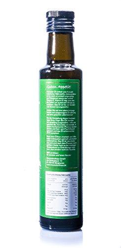 Avocadoöl Bio 250 ml - kalt gepresst, extra virgin, ultrahocherhitzbar