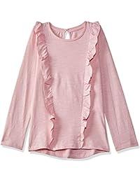 Mothercare Girls' Animal Print Regular Fit T-Shirt